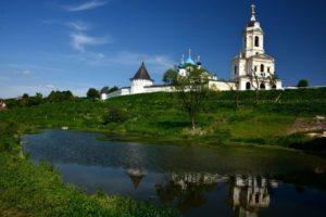 Серпухов в составе городов Золотого кольца России