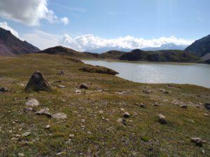 Таинственное озеро Чаны