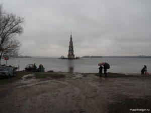 Воскресная поездка в Калязин
