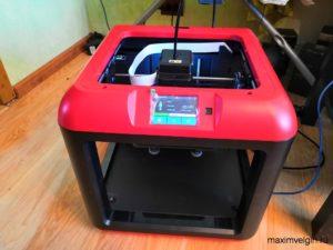 Домашний 3д принтер