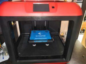 Опыт эксплуатации домашнего 3д принтера FLASHFORGE FINDER.