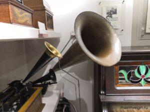 Отзыв о музее «Звуки времени» в селе Вятское