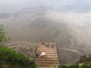 Рыбалка в Дятлово.
