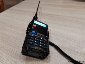 Настройка радиостанции Baofeng DM-5R Plus