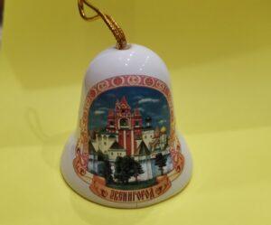 Колокольчик из города Звенигород