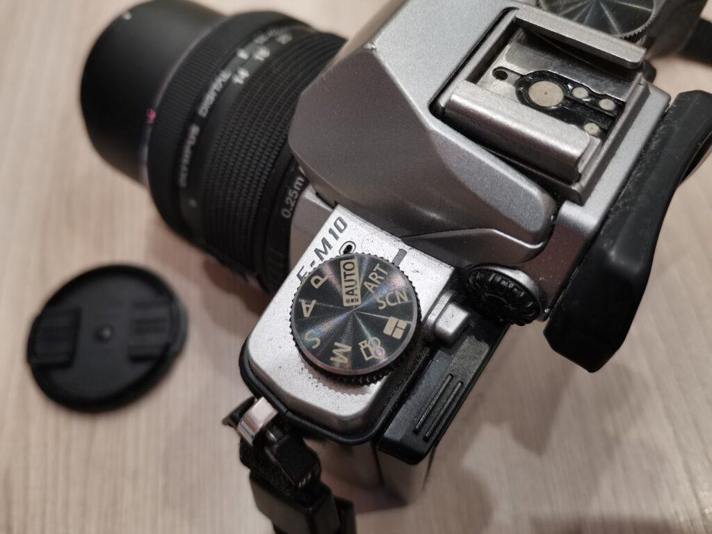 Режимы съемки фотоаппарата