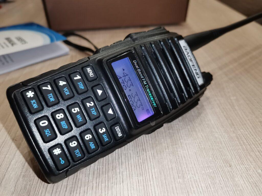 Baofeng UV-82 — обзор радиостанции