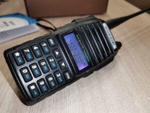 Baofeng UV-82  — обзор радиостанции.